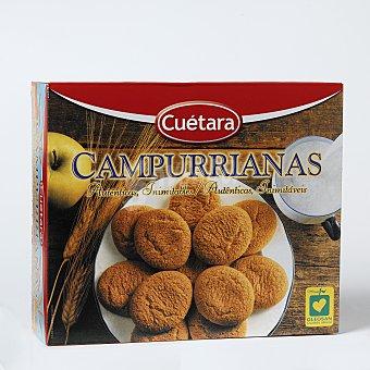 CUETARA Galletas campurrianas caja  500 g
