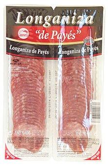 Hacendado Longaniza payes lonchas 125 g