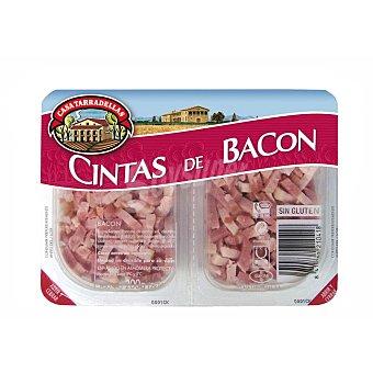 Casa Tarradellas Cintas de bacon Pack de 2x100 g