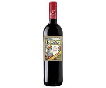 LA DOLORES Vino tinto con denominación de origen Calatayud Botella de 75 cl