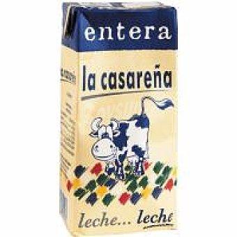 Casareña Leche Entera Brik 1 litro