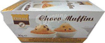 Proceli MUFFINS CHOCO.S/GL 2UN 90 GRS