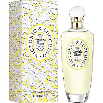 Victorio & Luccino Floral Azahar eau de toilette natural femenina Spray 100 ml