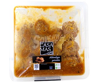 Casa Mas Albondigas en salsa Bandeja 450 g