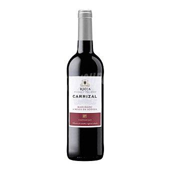 CARRIZAL Vino D.O. Rioja tinto madurado 6 meses en bodega Botella de 75 cl