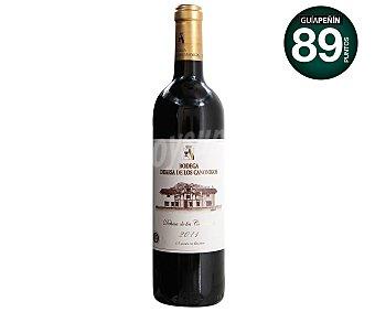 Dehesa de los Canónigos vino tinto crianza D.O. Ribera del Duero botella 75 cl