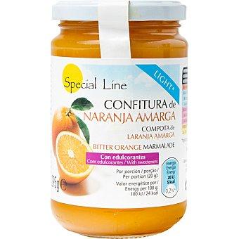 SPECIAL LINE Light confitura de naranja amarga envase 295 g
