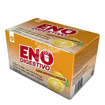 ENO Digestivo Naranja sobre Pack de 12x5 g