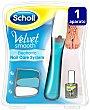 Velvet Smooth Lima Electrónica de Uñas blister 1 unidad Scholl