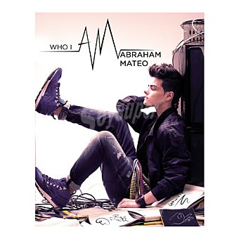 "Abraham Mateo: ""who I am"" CD 1 ud"