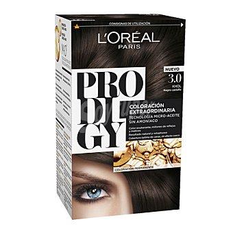 Prodigy L'Oréal Paris Tinte coloración extraordinaria nº 3.0 Khol Negro Castaño 1 ud