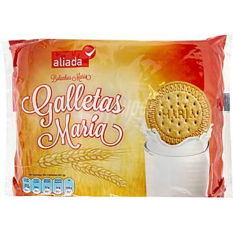 Aliada Galletas María envase 800 g 4 paquetes x 200 g