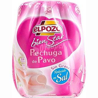 ElPozo Pechuga de pavo reducido en sal sin grasa al peso Bienstar 1 kg
