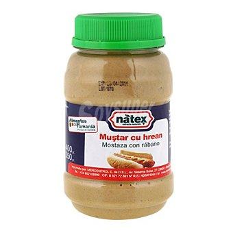 Mustar Mostaza con rabano natex 350 g