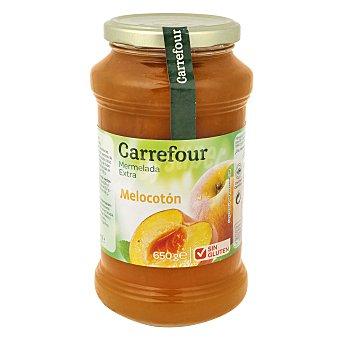 Carrefour Mermelada extra de melocotón 650 g