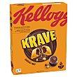 Cereales sabor avellana rellenas de chocolate Paquete 375 g Krave Kellogg's