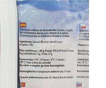 ROYAL GREENLAND Camarón cocido 90/120 piezas 1 kilogramo