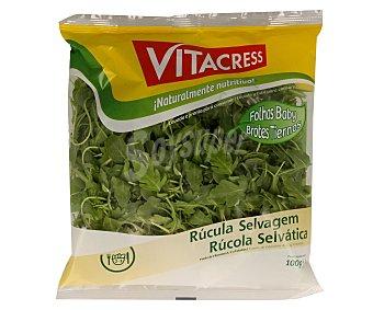 Vitacress Rúcula Selvática 100 gramos