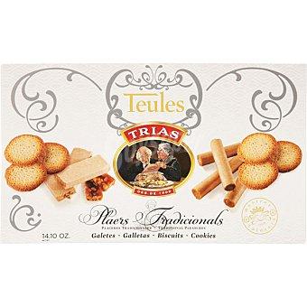 Trias Teulas surtido de galletas Caja 400 g
