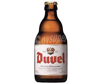 DUVEL Cerveza de importación Belga 33 Centilitros