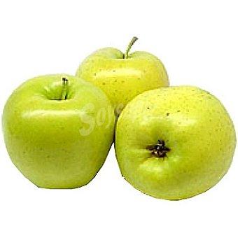 Manzana golden ecológica peso aproximado Bandeja 600 g