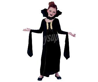 Rubie's Disfraz infantil de vampiresa gótica. Talla: S 3-4 años, RUBIE´S