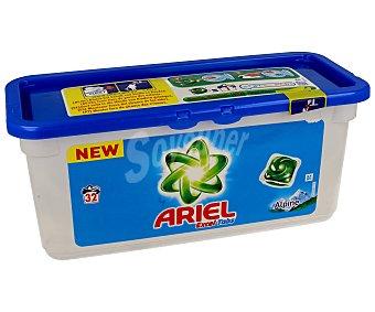Ariel Detergente lavadora Excel Tabs Alpine 32 unidades