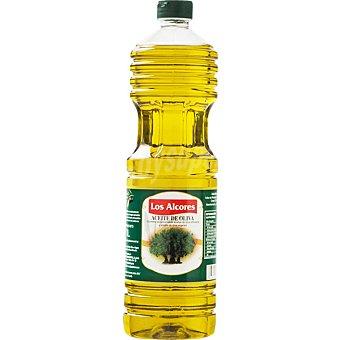 LOS ALCORES Aceite de oliva intenso  Botella 1 l