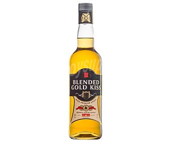 Gold Kiss Whisky blended spirit 30 % 70 cl