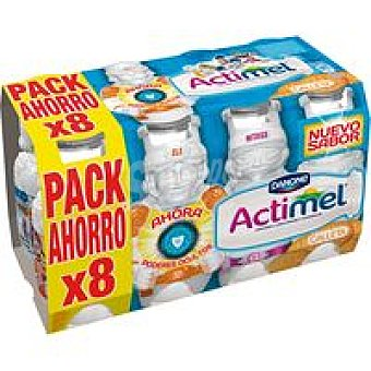 Danone Activikids de galleta Pack 8x100 ml
