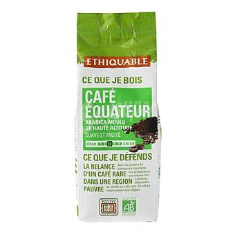 Ethiquable Café molido de ecuador 100% 250 g