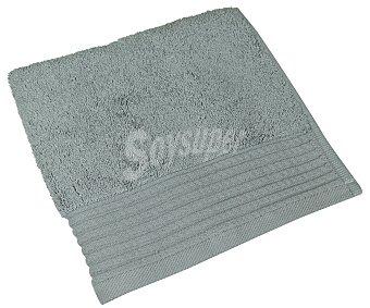 Actuel Toalla de lavabo 100% algodón egipcio, /m², color gris 630g
