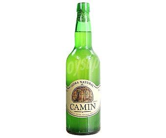 CAMIN Sidra natural Botella de 70 centilitros