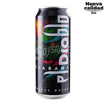 DIA Bebida energética EL diablo Lata 50 cl