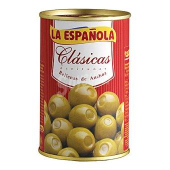 La Española Aceitunas rellenas de anchoa 130 g