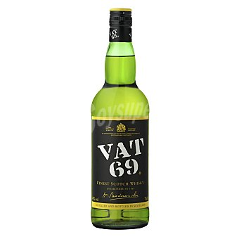 Vat 69 Whisky Botella 70 cl