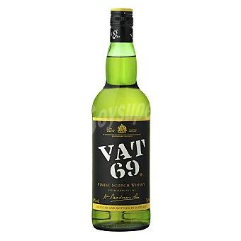 Vat 69 Whisky blended escocés Botella 70 cl
