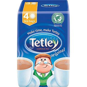 Tetley Té británico Caja 40 unid