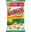 Snacks barbacoa 135 g Gublins Grefusa