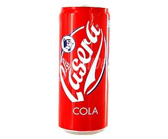 La Casera Cola Bote 33CL