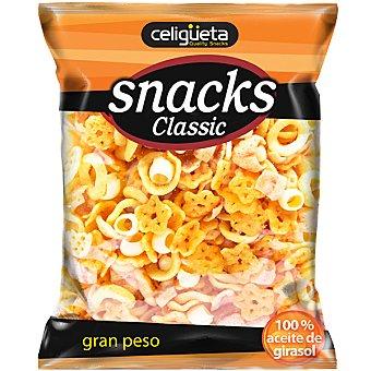 Celigüeta Celigueta coctel de snacks Classic Fiesta bolsa 300 g Bolsa 300 g