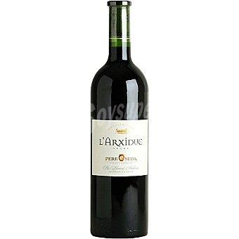 L'ARXIDU PERE SEDA Vino tinto D.O. Pla i Llevant de Mallorca botella 75 cl Botella 75 cl