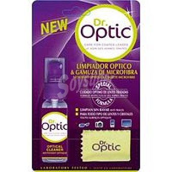 Dr. Optic Spray lentes Pack 1 unid. + Balleta