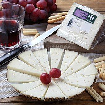 Carrefour Queso curado puro de oveja 375.0 g.