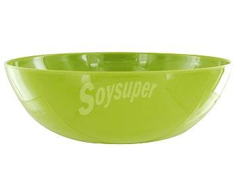 Taberseo Ensaladera de 24.4 centímetros y fabricada en melamina de color verde 1 Unidad