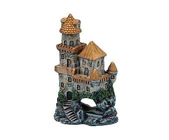 San Dimas Castillo para decorar acuarios 1 ud