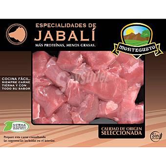 MONTEGUSTO Jabalí ragout sin gluten peso aproximado Envase 500 g