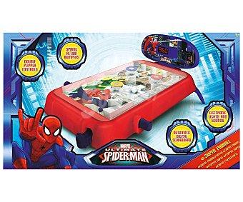SPIDERMAN Juego Pinball Electrónico, 1 Jugador 1 Unidad