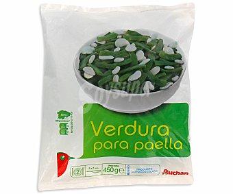 Auchan Verdura para Paella 450 Gramos