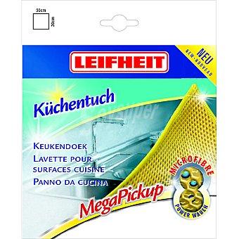 Leifheit Bayeta cocina microfibra Mega Pickup Envase 1 unidad